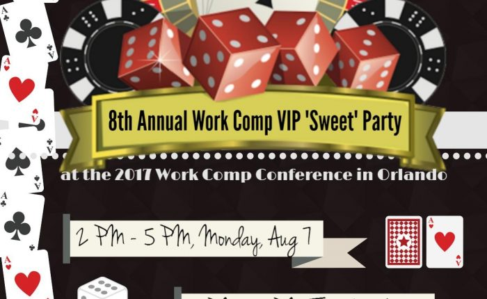 Agima Work Comp Suite Party Orlando 2017